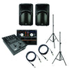Digital DJ Speaker Package