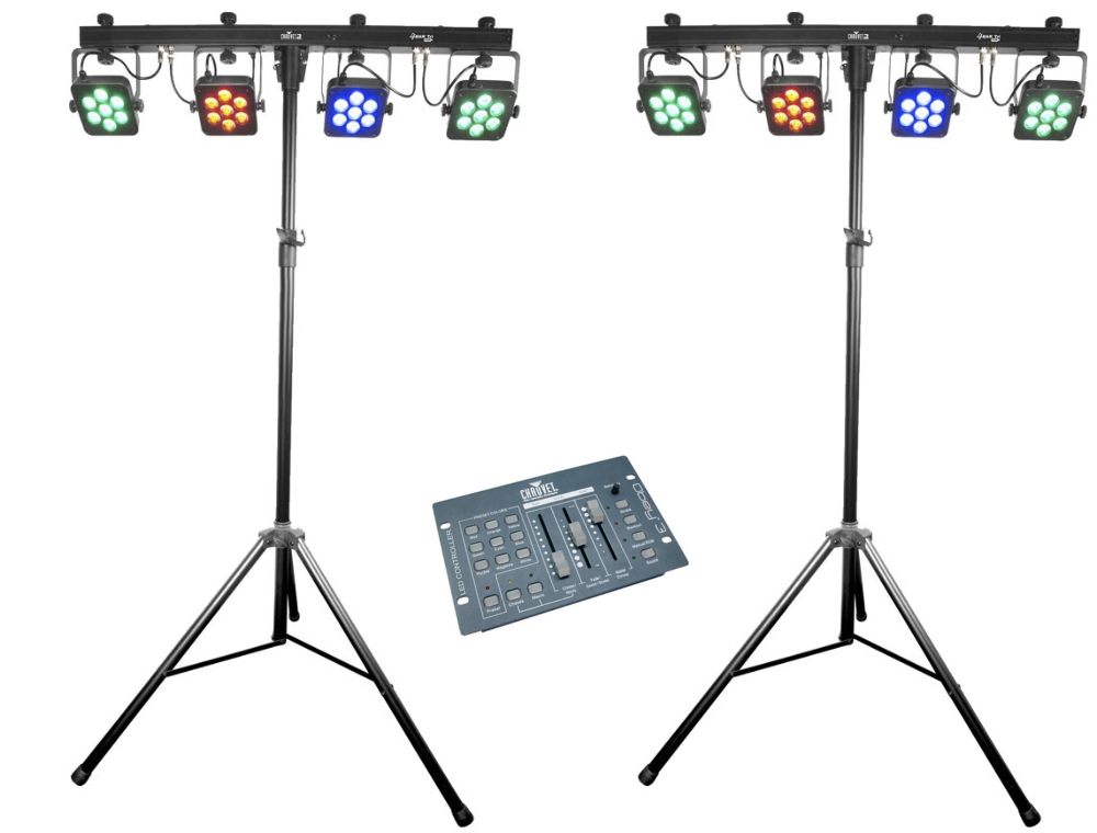 rent stage lights chauvet stage wash package pro audio visual rentals nyc ny nj ct pa 1. Black Bedroom Furniture Sets. Home Design Ideas