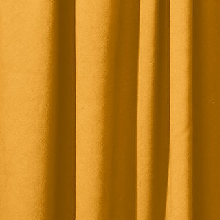 Pipe & Drape Rental - Gold 22oz Encore Velour Fabric (per ft)