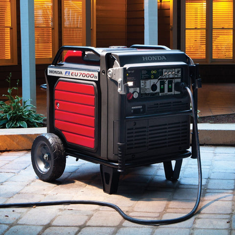 Honda Portable Generator 7000W (EU7000i) - Super Quiet