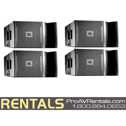 JBL VRX Passive Line Array Speaker Rental