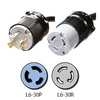 L6-30 Extension Power Cord - 100 foot