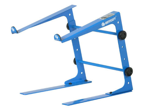 Laptop Stand Rental - Blue