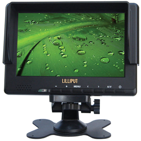 "Lilliput 667/S 7"" 3G-SDI, HDMI Preview Monitor"