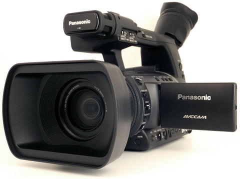 Panasonic AG-AC160 Video Camera 2.2MP HD 22x Optical Zoom Lens