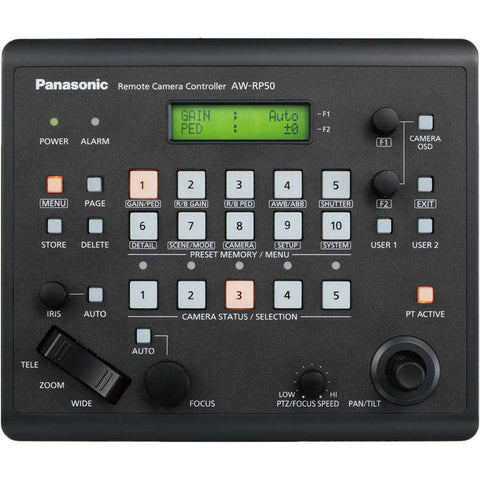 Panasonic AW-RP50N Remote Camera Controller