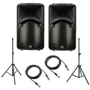 Powered Speaker System 15