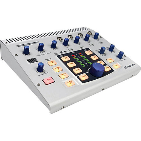 PRESONUS MONITOR STATION DESKTOP CONTROL CENTER