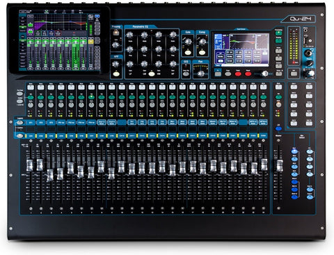 Allen & Heath Qu24 Digital Mixing Board