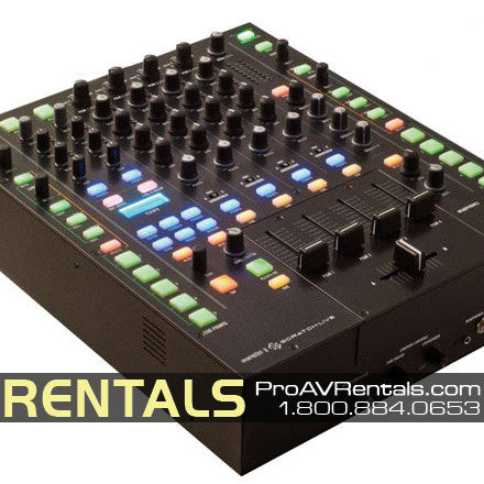 Rane Sixty-Eight Serato DJ Mixer - Rental Only