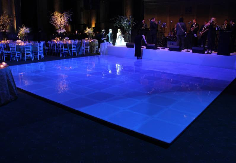 Rent White Acrylic Floor Dance Floor Rental Pro Audio