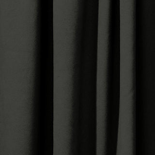 Pipe & Drape Rental - Black 22oz Encore Velour Fabric (per ft)