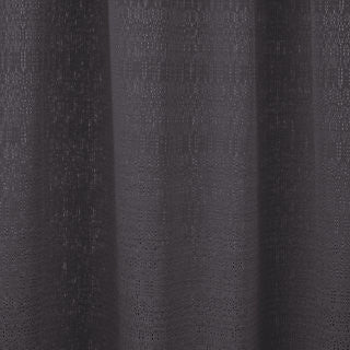 Pipe & Drape Rental - 8'H Black 7oz Banjo Fabric (per ft)