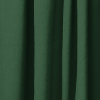 Pipe & Drape Rental - Hunter Green 22oz Encore Velour Fabric (per ft)