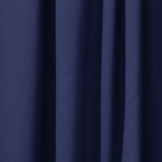 Pipe & Drape Rental - Provincial Blue 22oz Encore Velour Fabric (per ft)