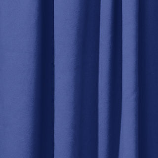 Pipe & Drape Rental - Royal Blue 22oz Encore Velour Fabric (per ft)