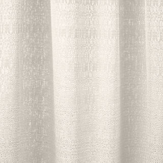 Pipe & Drape Rental - 8'H White 7oz Banjo Fabric (per ft)
