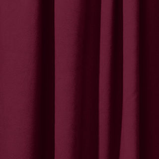 Pipe & Drape Rental - Purple Wine 22oz Encore Velour Fabric (per ft)