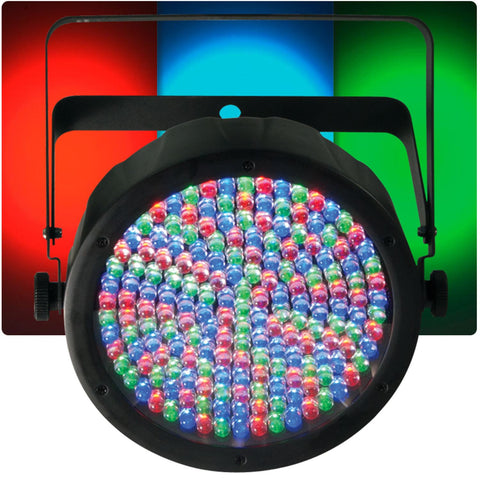 SlimPar 64 LED RGB DMX Light