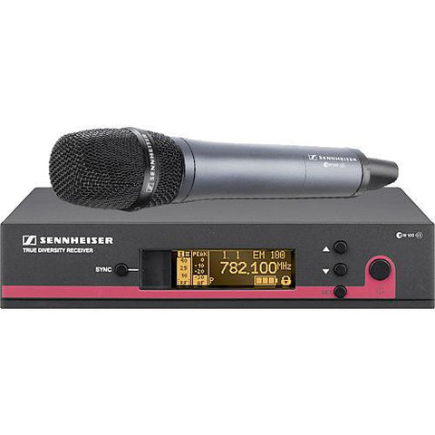Sennheiser ew 135 G3 Wireless Handheld System Rental