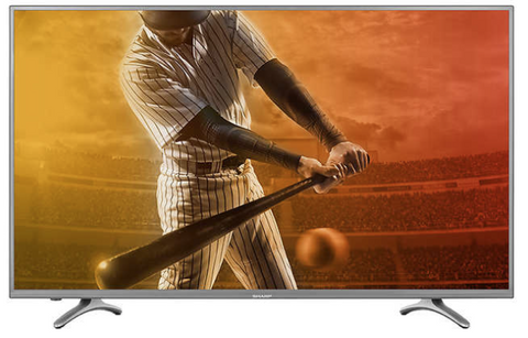 "Sharp LC-40LB480 - 40"" HD LED TV Rental"
