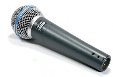 SHURE BETA58-or-BETA58A Mic Rental