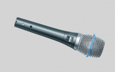 SHURE BETA87-or-BETA87A Mic Rental