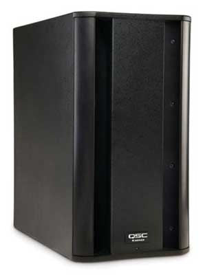 QSC K-SUB Powered Subwoofer Rental