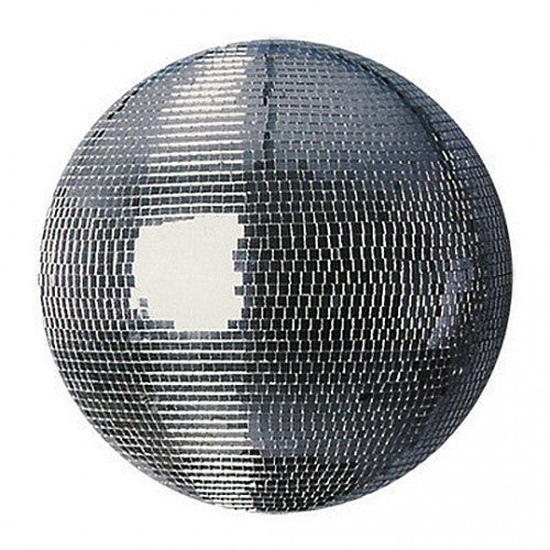 mirror ball disco ball 48in with motor pro audio visual rentals nyc ny nj ct pa. Black Bedroom Furniture Sets. Home Design Ideas