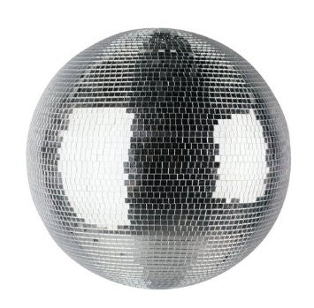 Mirror Ball / Disco Ball - 24in with motor