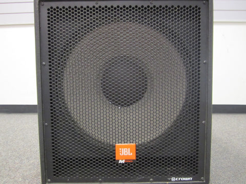 "JBL 660W Powered 18"" Subwoofer"