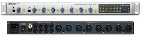 PRESONUS DIGIMAX 8-CHANNEL MIC PREAMP