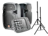 JBL EON 210P Powered Portable PA System Package