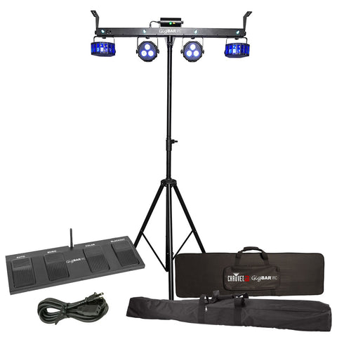 Chauvet GigBar Stage Light System with IRC Remote
