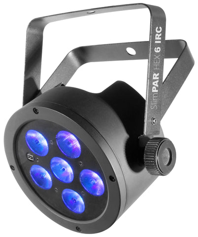 Chauvet DJ Slimpar Hex 6 Stage Light RGBAW + UV Light