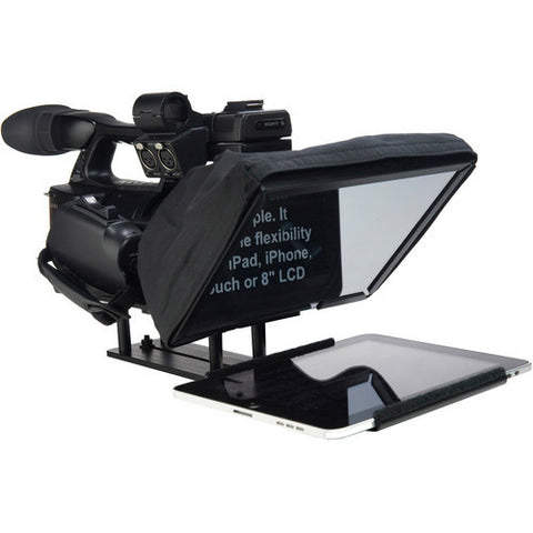 Ultralight iPad Teleprompter Rental