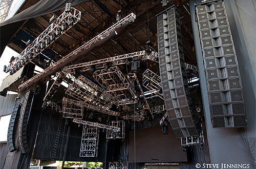 Rent Jbl Vertec Vt4889 3 Way High Directivity Line Array