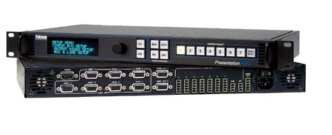 Folsom PS2001 Presentation Pro AV Switcher Rental