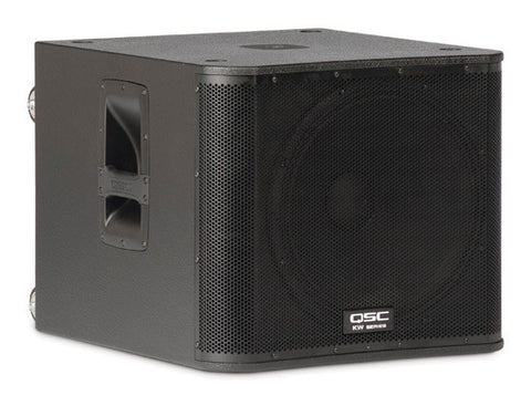 QSC KW181 Powered Subwoofer 1000W