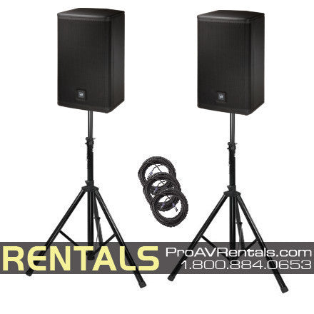 Performer Speaker Package
