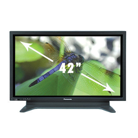 "42"" Plasma TV Rental"