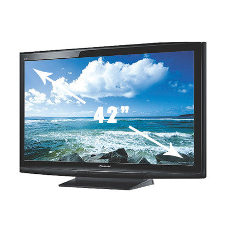 "42"" HD Plasma TV Rental"