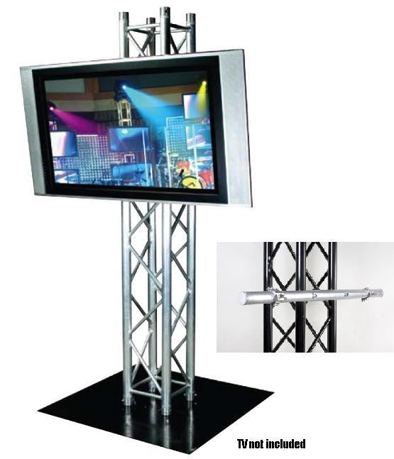 Plasma Tv Stand 6 H Truss Stand 42 55 Tv Pro Audio Visual