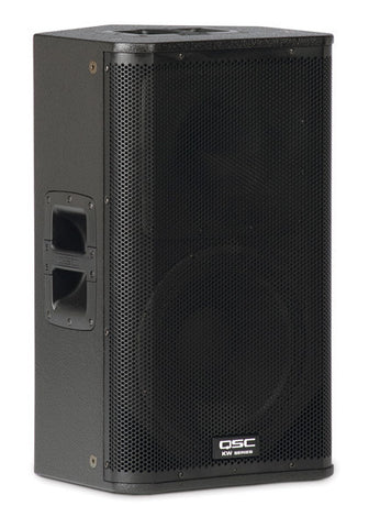 "QSC KW122 Powered 2-Way 1000W 12"" Speaker"