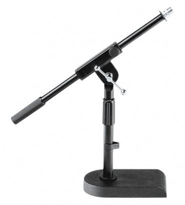Mic Desk Stand - Low Profile Short Boom