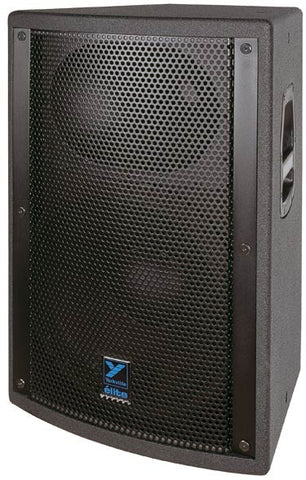 "Yorkville 800W 15"" Powered Speaker"