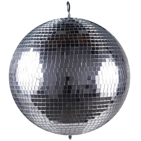 Mirror Ball / Disco Ball - 30in with motor
