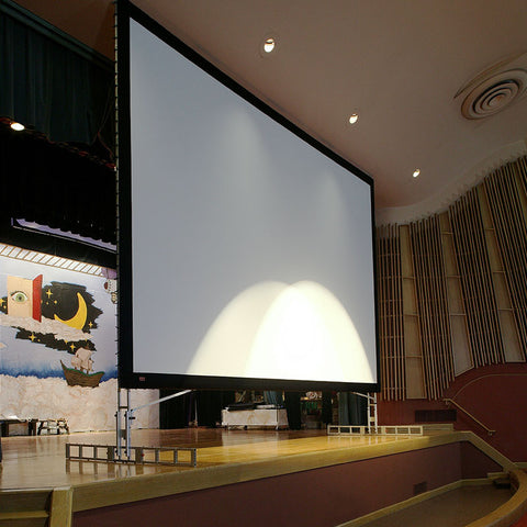 15' x 45' Drape StageScreen Projection Screen