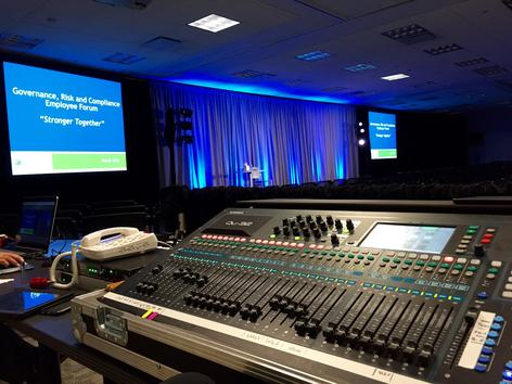 Conference, Presentation, & Staging Solutions