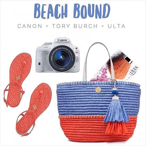 Tory Burch Canon EOS Giveaway